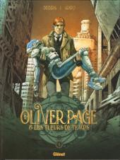 Oliver Page & les tueurs de temps -1- Tome 1