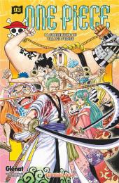 One Piece -93- La coqueluche du village d'Ebisu