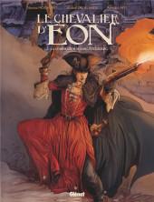 Le chevalier d'Éon (Delalande/Mogavino/Lapo) -2- La conspiration de Saint-Pétersbourg