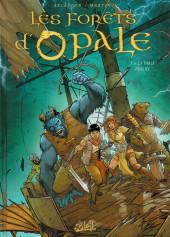 Les forêts d'Opale -11- La Fable oubliée