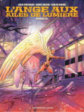 L'ange aux ailes de lumière -2- Tome 2