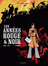 Les années rouge & noir -4- 1968-1974 Simone