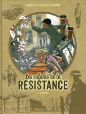 Les enfants de la Résistance -6- Désobéir !