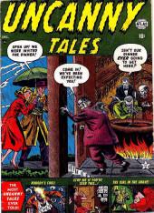 Uncanny Tales Vol.1 (Atlas - 1952) -4- She Married a Werewolf