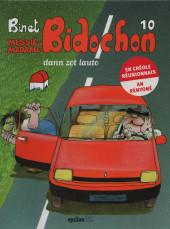 Les bidochon (en langues régionales) -10Creol- Messié-Madame Bidochon dann zot lauto