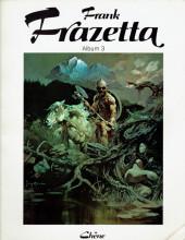 (AUT) Frazetta -3- Frank Frazetta Album 3