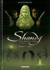 Shandy, un Anglais dans l'Empire -1- Agnès