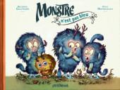 Monstre (Manoukian) -2- Monstre n'est pas bleu