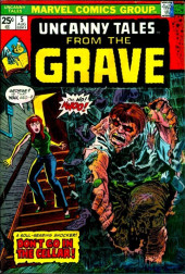 Uncanny Tales Vol.2 (Marvel - 1973) -5- Don't Go in the Cellar!