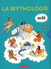 La mythologie en BD -Int- Les plus grands épisodes de la mythologie grecque