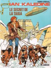 Ian Kalédine -2- Le secret de la taïga