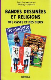 (DOC) Études et essais divers - Bandes dessinées et religions - Des cases et des Dieux