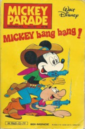 Mickey Parade -15- Mickey bang bang!