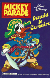 Mickey Parade -34- Donald le corsaire