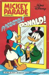 Mickey Parade -49- Irresistible donald!