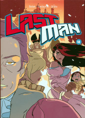 LastMan -12TLb- Tome 12