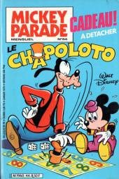 Mickey Parade -44- Le chapoloto