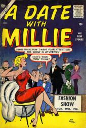 A Date with Millie Vol.1 (Marvel - 1956) -2- (sans titre)