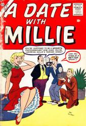A Date with Millie Vol.1 (Marvel - 1956) -4- (sans titre)