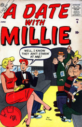 A Date with Millie Vol.1 (Marvel - 1956)