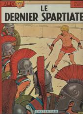 Alix -7a1983- Le Dernier Spartiate