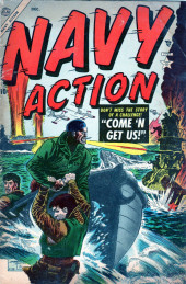 Navy Action (Atlas - 1954) -3- Come An' Get Us!