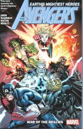 Avengers Vol.8 (Marvel comics - 2018) -INT04- War of the realms