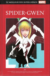 Marvel Comics : Le meilleur des Super-Héros - La collection (Hachette) -100- Spider-gwen