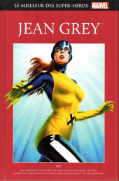 Marvel Comics : Le meilleur des Super-Héros - La collection (Hachette) -101- Jean grey