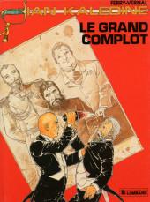 Ian Kalédine -7- Le grand complot