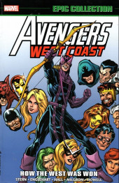 Avengers West Coast Epic Collection (2018) -INT01- How the west was won