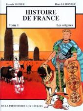 Histoire de France -1- Les origines