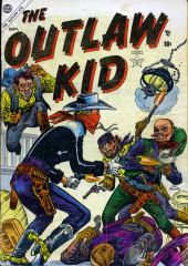 Outlaw Kid Vol.1 (The) (Atlas - 1954) -1- (sans titre)