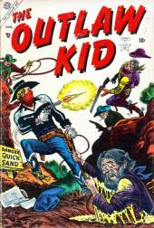 Outlaw Kid Vol.1 (The) (Atlas - 1954) -3- (sans titre)