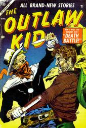 Outlaw Kid Vol.1 (The) (Atlas - 1954) -4- Death Battle