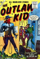 Outlaw Kid Vol.1 (The) (Atlas - 1954) -5- (sans titre)