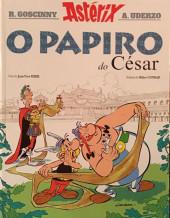 Astérix (en langues étrangères) -36Portugais- O Papiro do César