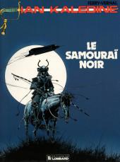 Ian Kalédine -8- Le samouraï noir