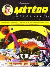 Météor (Intégrale) -13- Le monstre des sables