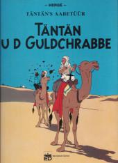 Tintin (en langues régionales) -9Bernois- Täntän u d Guldchrabbe