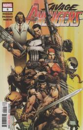 Savage Avengers (2019) -5- The Triumph of Kulan Gath