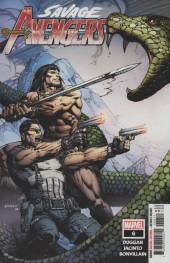 Savage Avengers (2019) -6- Blood Brothers