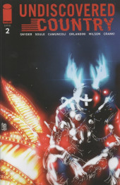 Undiscovered Country -2- Issue #2