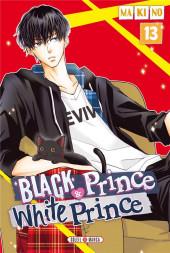 Black Prince & White Prince -13- Tome 13