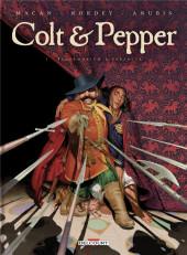 Colt & Pepper -1- Pandemonium à Paragusa