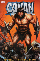 Conan the Barbarian Vol 1 (Marvel - 1970) -OMN02- Conan The Barbarian: The Original Marvel Years Omnibus Vol. 2