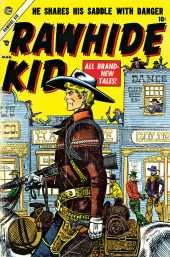 Rawhide Kid Vol.1 (Atlas/Marvel - 1955) -1- (sans titre)