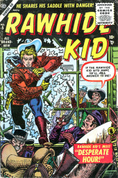 Rawhide Kid Vol.1 (Atlas/Marvel - 1955) -5- Desperate Hour!