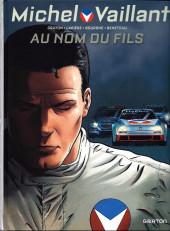 Michel Vaillant - Nouvelle saison -1a2018- Au nom du fils