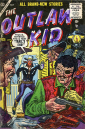 Outlaw Kid Vol.1 (The) (Atlas - 1954) -6- Trail's End